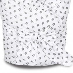 Gigoteuse d'emmaillotage coton - collection - Falbana Étoiles