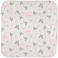 Gigoteuse d'emmaillotage - nid d'ange naissance - coton - collection - Papillons