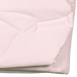 Gigoteuse d'emmaillotage - nid d'ange de naissance- Velvet collection - Coeurs