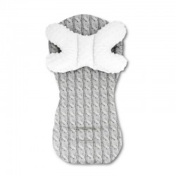 Assise universelle Minky - collection - Polar